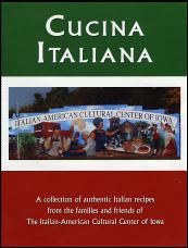 Cucina Italiana Cookbook